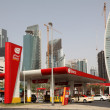 Eppco petrol station in Dubai — Stock Photo