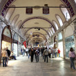 Famous Istanbul Grand Bazaar, Turkey — Stock Photo #8009498