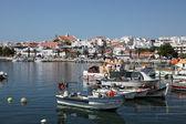 Marina i lagos, algarve portugal. — Stockfoto