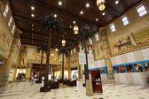 Interior of the Ibn Battuta Mall in Dubai — Stock Photo