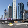 Royalty-Free Stock Photo: Sheikh Zayed Road in Dubai