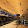 New Metro Station in Dubai - Foto Stock