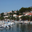 Adriatic Resort Brela in Croatia - Foto de Stock