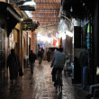 Scenery in the Medina of Marrakech, Morocco - Foto de Stock