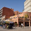 Stock Photo: Mc Donalds Restaurant in Marrakesh, Morocco.