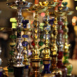 Hookah for sale in Souq Waqif, DohQatar — Stock Photo #8716882