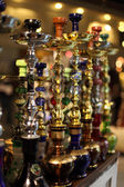 Hookah for sale in Souq Waqif, Doha Qatar — Stock Photo