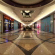 Interior of the Lagoona Mall in Doha, Qatar — Stock Photo