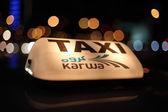 Doha taksówka - karwa. katar, bliski wschód — Zdjęcie stockowe