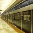 Dubai Metro Station — Stock Photo