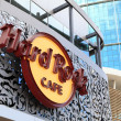Stock Photo: Hard Rock Cafe in Dubai