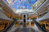 Egípcio temáticos wafi mall em dubai — Foto Stock