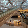 Stock Photo: Interior of IFC Mall in Pudong, Shanghai, China