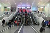 Shanghai Train Station — Stock Photo