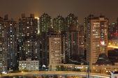 жилого высотного здания в шанхае, китай — Стоковое фото
