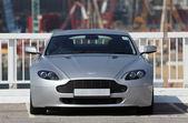 Süper spor otomobil aston martin vantage — Stok fotoğraf