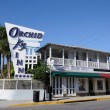 Motel at Key West, Florida USA — Stock Photo