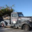 Old Pickup Truck in Key West, Florida Keys - Foto Stock