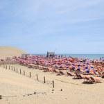 Maspalomas beach in Grand Canary Island — Stock Photo