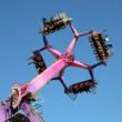 Carnival Ride in SantCruz de Tenerife — Stock Photo #9343455