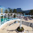 Mare Nostrum Resort in Las Americas, Canary Island Tenerife — Stock Photo
