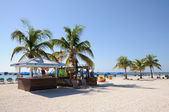 Key West Beach, Florida Keys, USA — Stock Photo