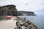 Puerto de Mogan, Grand Canary Island Spain — Stockfoto