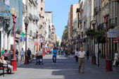 Calle Triana, Las Palmas de Gran Canaria, Spain — Stock Photo