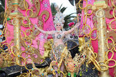 Cruz de Tenerife Carnival 2011: The carnivals queen — Stock Photo