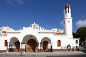 Iglesia de los cristianos, canary isla tenerife — Foto de Stock