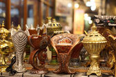 Traditional Arabic incense burner in Doha, Qatar — Stock Photo