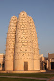 Pigeon towers in Katara cultural village, Doha Qatar — Stock Photo