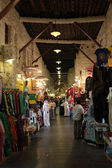 Old market Souq Waqif in Doha, Qatar, Middle East — Foto de Stock