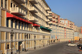Immeubles résidentiels à l'arabia porto à doha, qatar — Photo