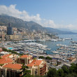 View over Monte Carlo, Monaco — Stock Photo