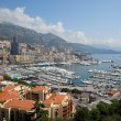 Stock Photo: View over Monte Carlo, Monaco