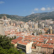 View over Monte Carlo, Monaco - Stock Photo