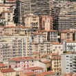 Apartment buildings in Monaco — Stock Photo