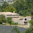 Stock Photo: Rural house in the Provence, southern France