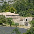 Rural house in the Provence, southern France — Stock Photo