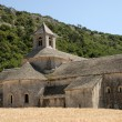 Senanque Abbey in southern France - Stock Photo