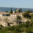Houses in Gordes, Provence, southern France — Stock Photo