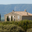 House in the Provence, southern France — Stock Photo #9453205