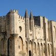 Palace of the Popes in Avignon, France — Stock Photo #9453223