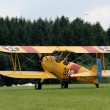 Stock Photo: Boeing PT-17 Stearman