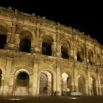 Roman Amphitheater, Nimes, France — Stock Photo #9454604