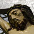 Jesus Christ's head — Stock Photo