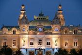 Monte Carlo Casino in Monaco — Stock Photo