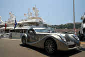 Luxury sportscar in Monte Carlo, Monaco — Stock Photo