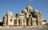 Marseille Cathedral, southern France — Stock Photo